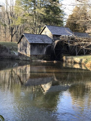 Mabry Mill Blue Ridge PArkway