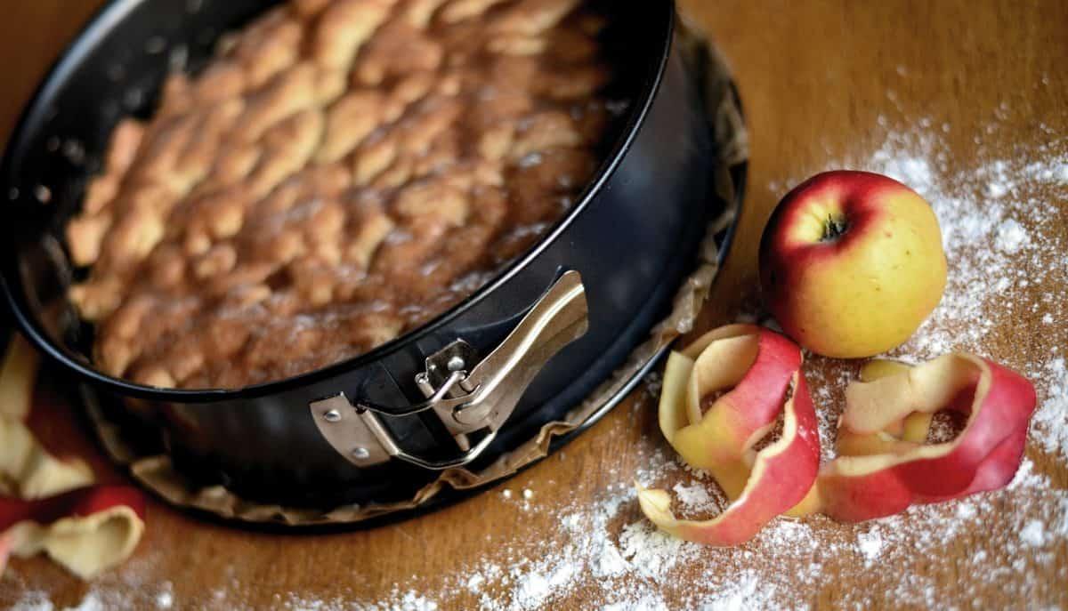 cake, cake mould, springform pan