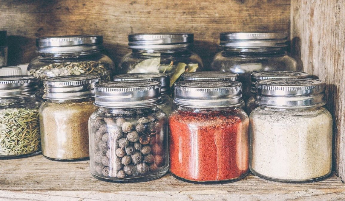 Stocking your Pantry with spices