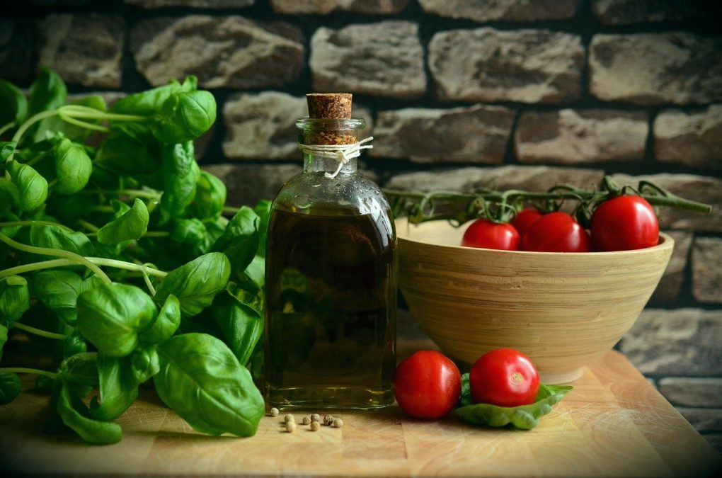 Harvesting your Basil from your garden